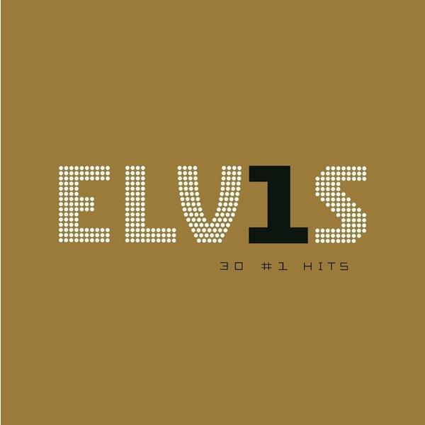 Elvis Presley Elvis Presley - 30 #1 Hits (2 Lp, Colour) lp cd elvis presley