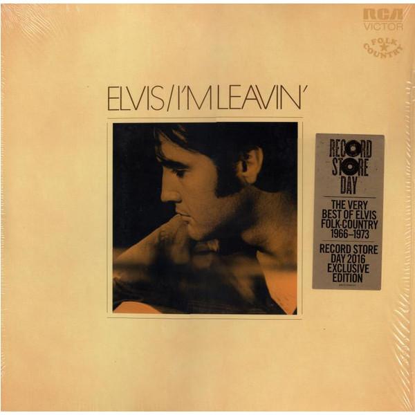все цены на Elvis Presley Elvis Presley - I'm Leavin': Elvis Folk-country онлайн