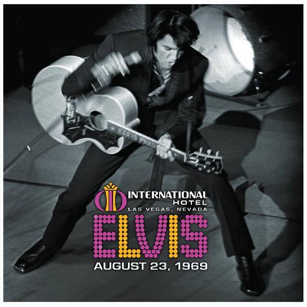Elvis Presley Elvis Presley - Live At The International Hotel, Las Vegas, Nv August 23, 1969 (2 LP) lp cd elvis presley