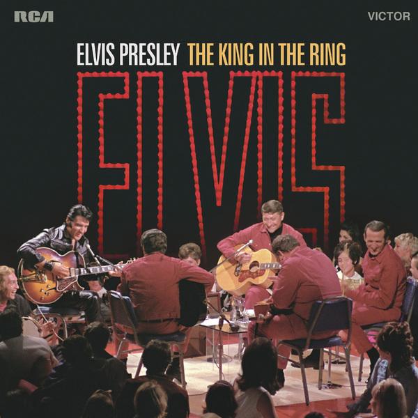 Elvis Presley Elvis Presley - The King In The Ring (2 LP) lp cd elvis presley