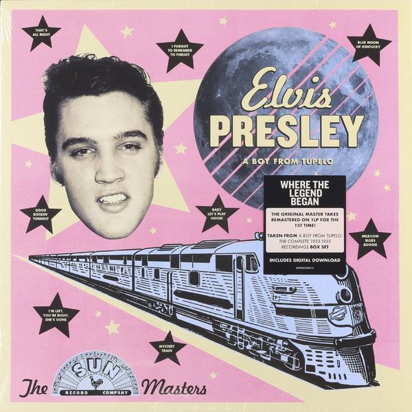 все цены на Elvis Presley Elvis Presley - The Sun Masters: A Boy From Tupelo онлайн