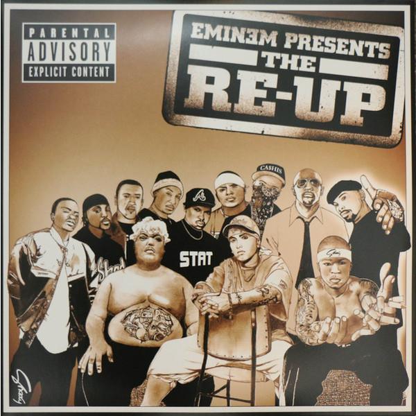 Eminem Eminem - Eminem Presents The Re-up (2 LP) поло print bar eminem vector