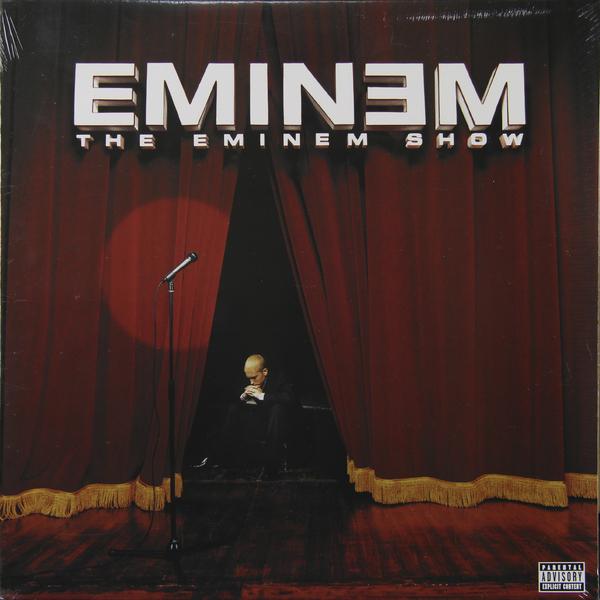 Eminem Eminem - Eminem Show (2 LP) поло print bar eminem vector