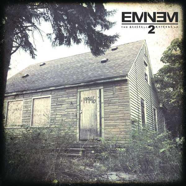 Eminem Eminem - The Marshall Mathers Lp 2 (2 LP)