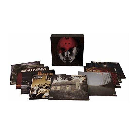 Eminem Eminem - The Vinyl Lp (20 LP) поло print bar eminem vector