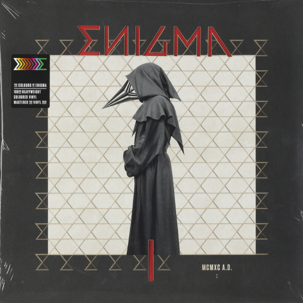 Enigma Enigma - Mcmxc A.d. (180 Gr, Colour) subsonica subsonica 8 180 gr colour