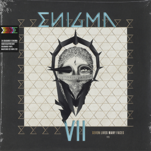 Enigma Enigma - Seven Lives Many Faces (180 Gr, Colour) цена и фото