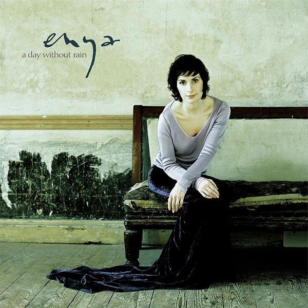 ENYA ENYA - A Day Without Rain enya euc 25d