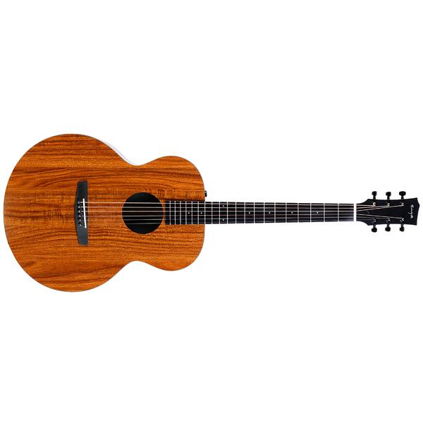 лучшая цена Гитара электроакустическая Enya EM-X1EQ+