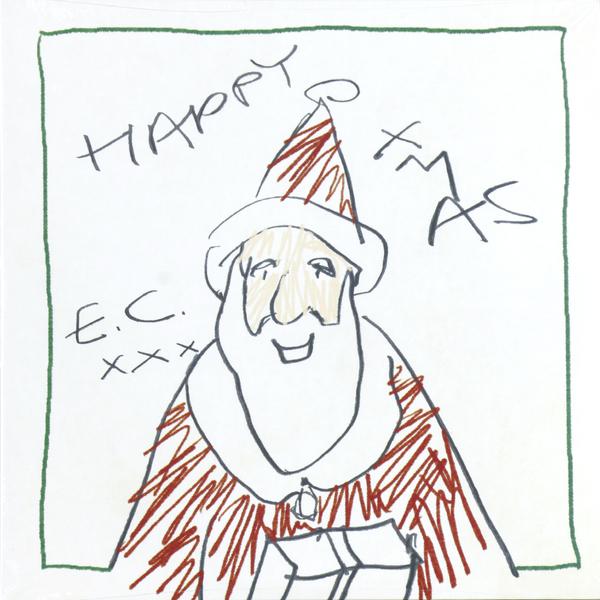 цена на Eric Clapton Eric Clapton - Happy Xmas (2 LP)