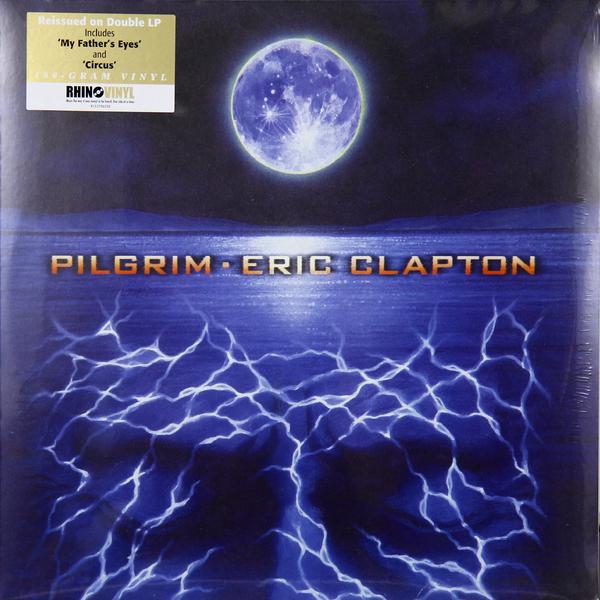 цена на Eric Clapton Eric Clapton - Pilgrim (2 Lp, 180 Gr)
