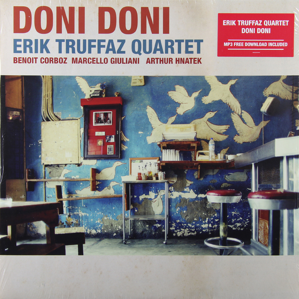 Erik Truffaz Erik Truffaz - Doni Doni (2 LP) erik axl sund klaaskehad