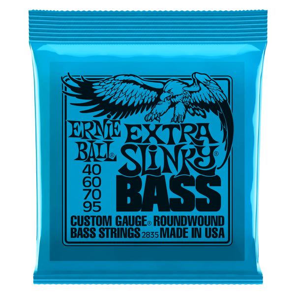 Гитарные струны Ernie Ball 2835 (для бас-гитары) цена и фото
