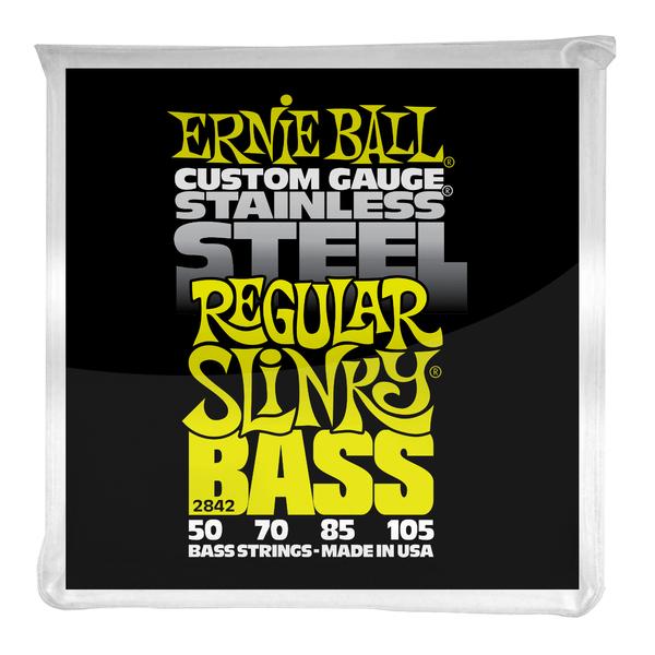 Гитарные струны Ernie Ball 2842 (для бас-гитары) цена и фото