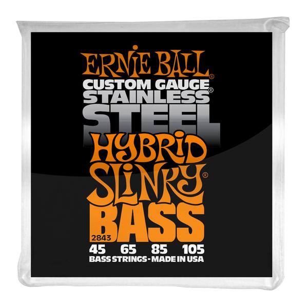 Гитарные струны Ernie Ball 2843 (для бас-гитары) цена и фото