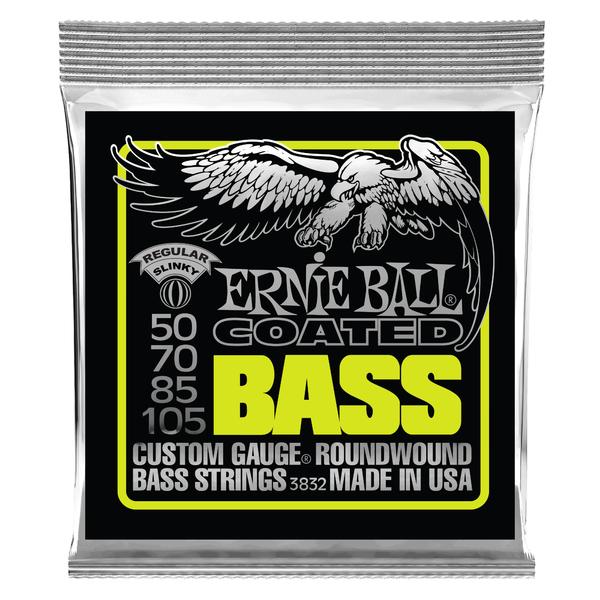 Гитарные струны Ernie Ball 3832 (для бас-гитары) цена и фото