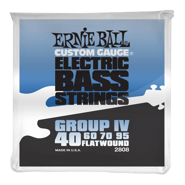 Гитарные струны Ernie Ball 2808 (для бас-гитары) цена и фото