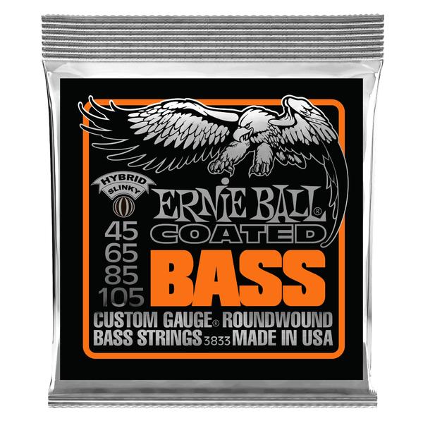 Гитарные струны Ernie Ball 3833 (для бас-гитары) цена и фото