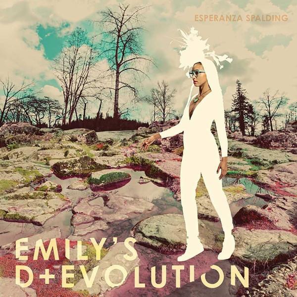 Esperanza Spalding Esperanza Spalding - Emily's D+evolution spalding мяч баскетбольный spalding tf 150