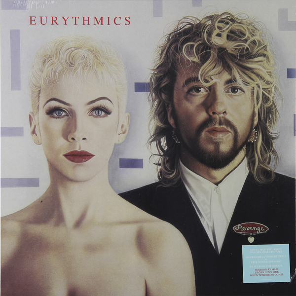 Eurythmics Eurythmics - Revenge eurythmics eurythmics greatest hits 2 lp