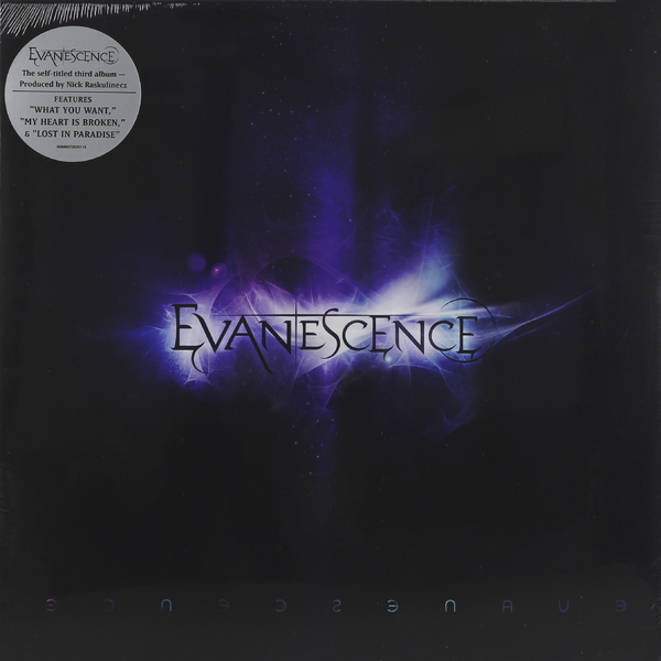 Evanescence Evanescence - Evanescence evanescence evanescence synthesis cd dvd