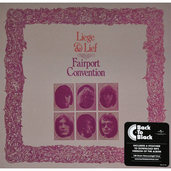Fairport Convention Fairport Convention - Liege And Lief fairport convention fairport convention what we did on our holidays unhalfbricking 2 cd