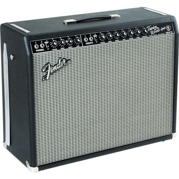 Гитарный комбоусилитель Fender 65 TWIN REVERB 85 WATTS цена и фото