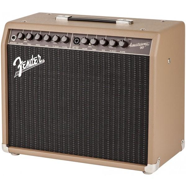 Фото - Гитарный комбоусилитель Fender ACOUSTASONIC 90 гитарный динамик jensen loudspeakers b12 150 8 ohm