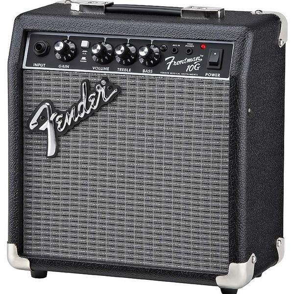 Гитарный комбоусилитель Fender FRONTMAN 10G цена и фото