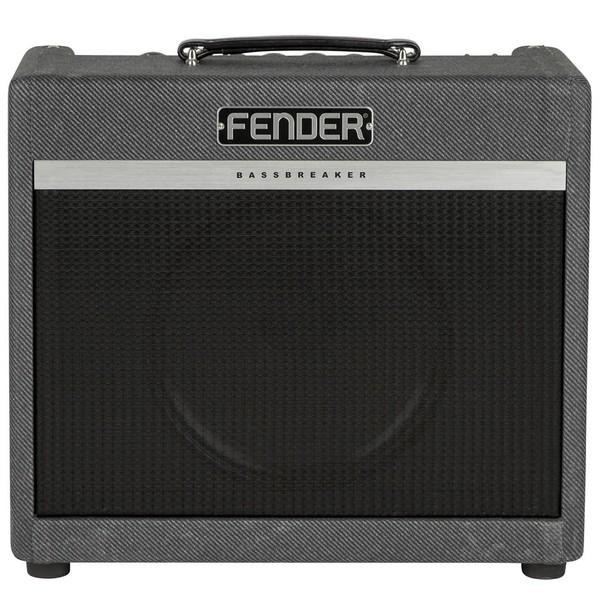 Гитарный комбоусилитель Fender BASSBREAKER 15 COMBO цена и фото