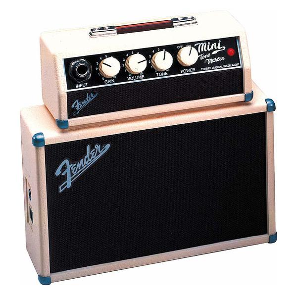 Гитарный мини-усилитель Fender Гитарный мини-комбоусилитель MINI TONEMASTER AMPLIFIER