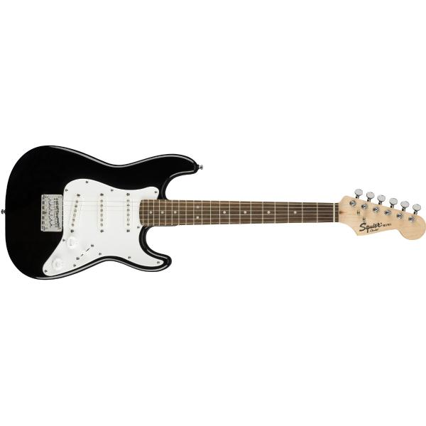 Электрогитара Fender Squier Mini Strat V2 Black fender squier sa 150 dreadnought nat