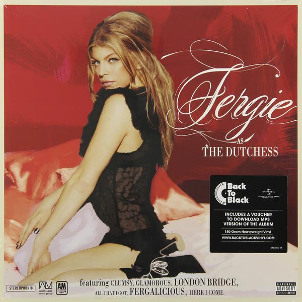 Fergie Fergie - The Dutchess (2 Lp, 180 Gr)