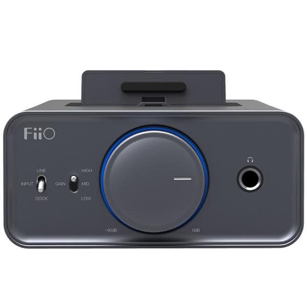 Усилитель для наушников FiiO K5 Black lileng 821 usb powered 3 blade 2 mode fan black 4 x aa