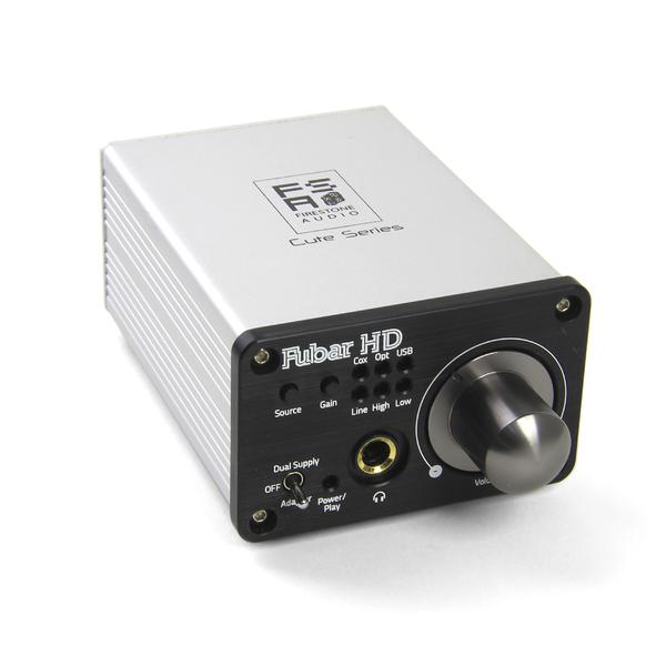Внешний ЦАП Firestone Audio