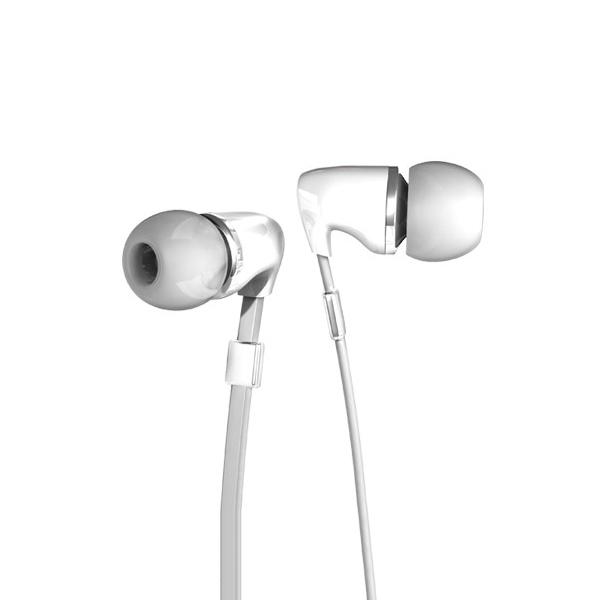 Внутриканальные наушники Fischer Audio Thunderstone White стоимость