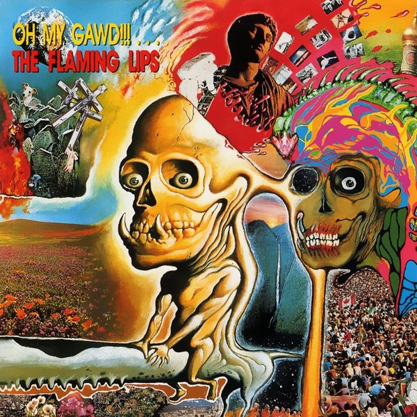 Flaming Lips Flaming Lips - Oh My Gawd!!!... The Flaming Lips the flaming stars the flaming stars ginmill perfume the story far 1995 2000