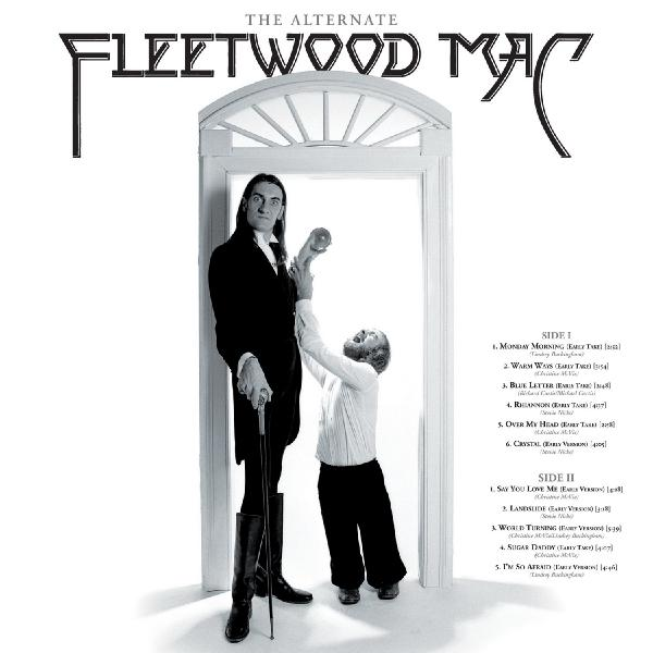 Fleetwood Mac Fleetwood Mac - The Alternate Fleetwood Mac (180 Gr) fleetwood mac fleetwood mac hey baby 180 gr