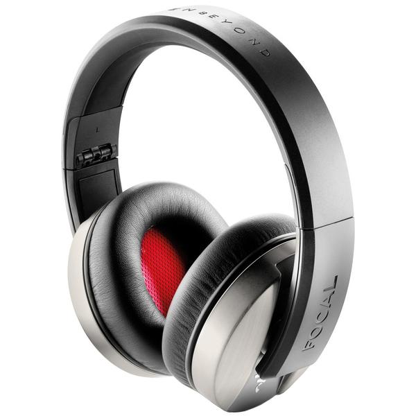 Охватывающие наушники Focal Listen Black/Silver беспроводные наушники focal listen wireless black