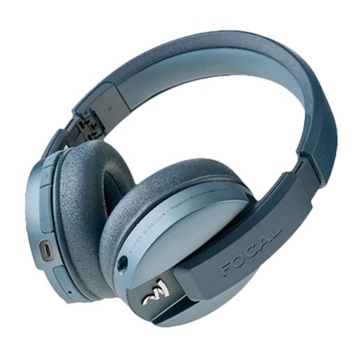 Беспроводные наушники Focal Listen Wireless Chic Edition Blue беспроводные наушники focal listen wireless black