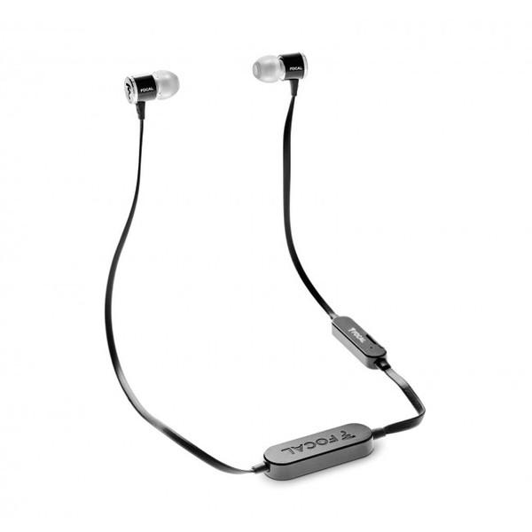 Беспроводные наушники Focal Spark Wireless Black беспроводные наушники focal listen wireless black