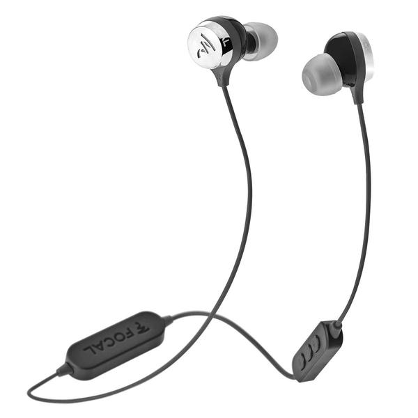 Беспроводные наушники Focal Sphear Wireless Black беспроводные наушники focal listen wireless black