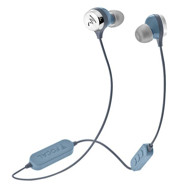 Беспроводные наушники Focal Sphear Wireless Blue беспроводные наушники focal listen wireless black