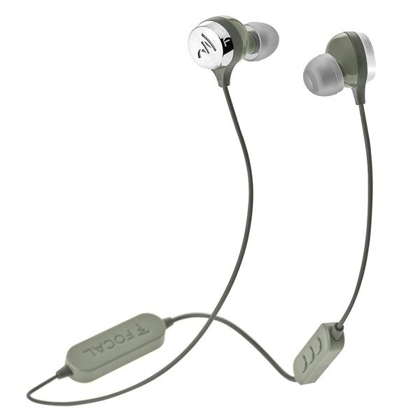 Беспроводные наушники Focal Sphear Wireless Olive беспроводные наушники focal listen wireless black