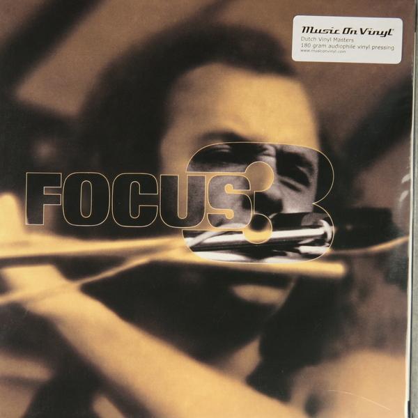 FOCUS FOCUS - Focus 3 (2 Lp, 180 Gr)