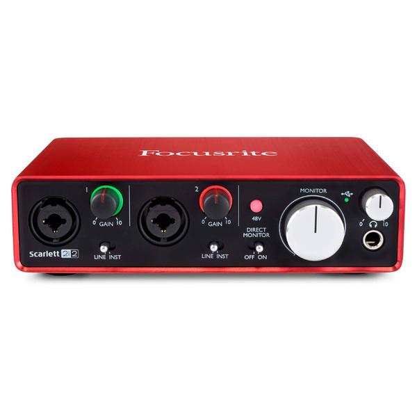 скачать драйвер для звуковой карты Focusrite Scarlett 2i2 - фото 3