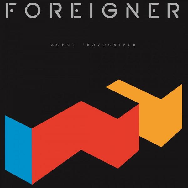 Foreigner Foreigner - Agent Provocateur