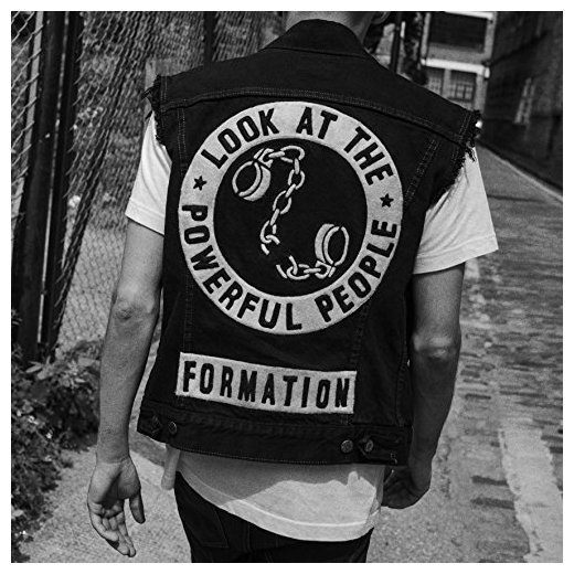 Formation Formation - Look At The Powerful People виниловая пластинка formation look at the powerful people