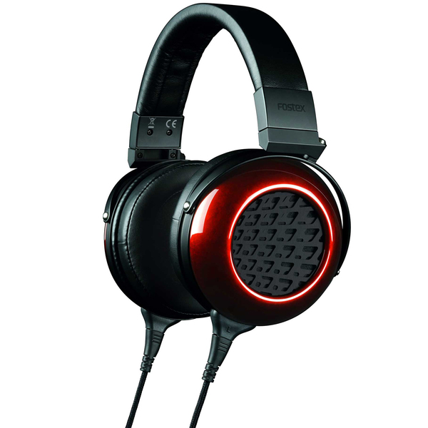 Охватывающие наушники Fostex TH909 Red наушники fostex t50rpmk3