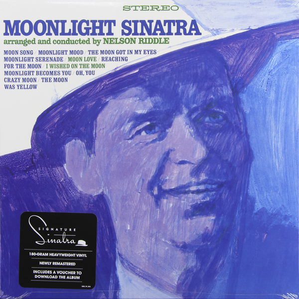 Frank Sinatra Frank Sinatra - Moonlight Sinatra (180 Gr) sinatra 100